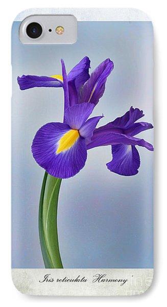 Iris Reticulata IPhone Case