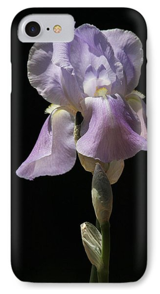 Iris IPhone Case by Trina  Ansel