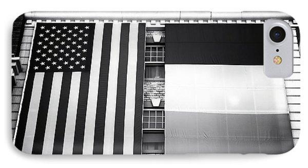 Irish American Phone Case by John Rizzuto