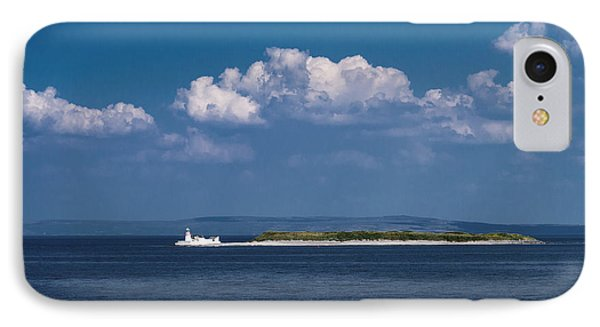 Irish Lighthouse  Phone Case by Juergen Klust