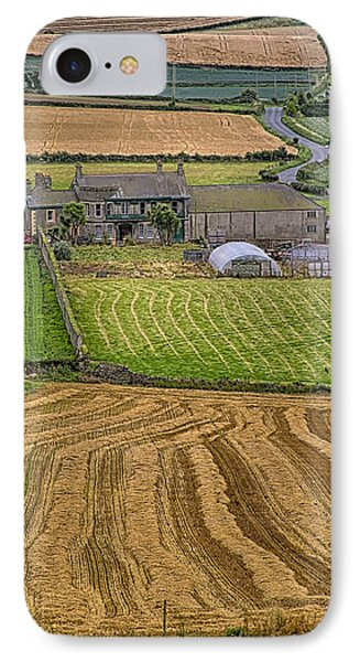 IPhone Case featuring the photograph Irish Mosaic by Gary Hall