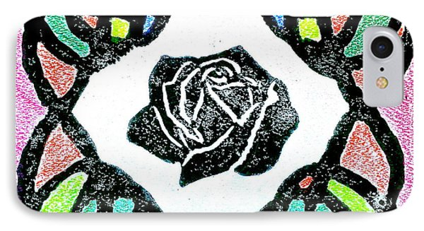 Irish Rose IPhone Case by Marita McVeigh