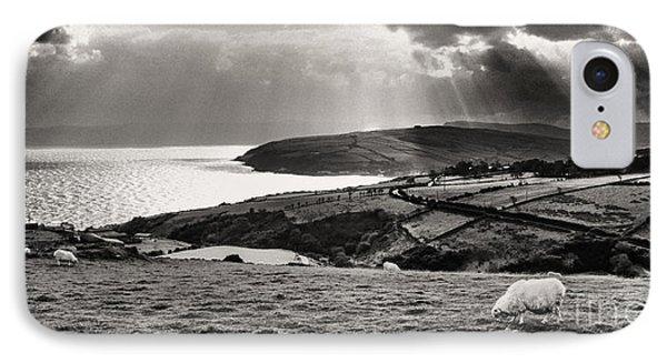 Irish Sea And Coast IPhone Case by Thomas R Fletcher