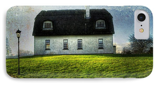 Irish Thatched Roofed Home IPhone Case by Juli Scalzi