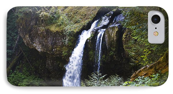 Iron Creek Falls IPhone Case by Rich Collins
