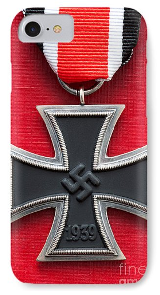 Iron Cross Medal IPhone Case