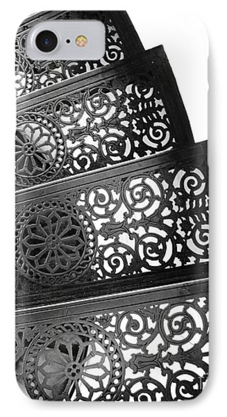 Iron Stairs IPhone Case