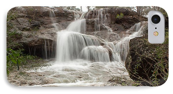 Ironstone Gully Falls 1 IPhone Case