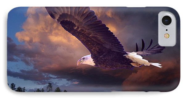 Isaiah 40 31 IPhone Case by Bill Stephens