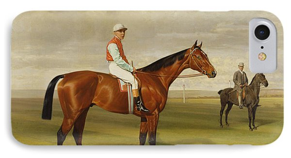 Isinglass Winner Of The 1893 Derby IPhone Case