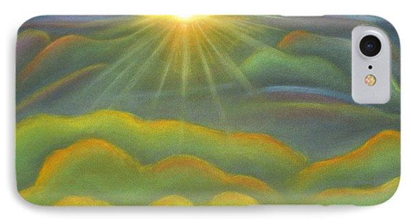 Isla Gorge Sunset IPhone Case