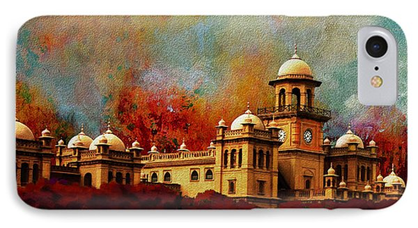 Islamia College Lahore Phone Case by Catf