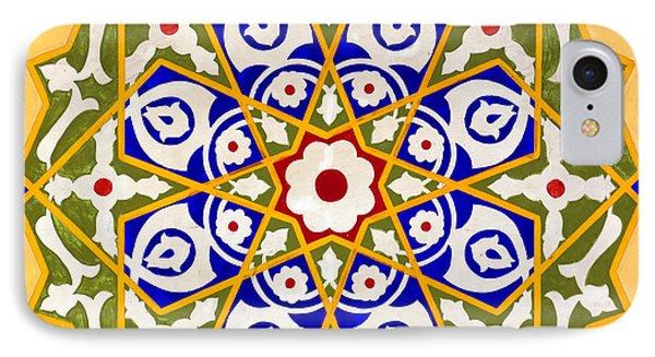 Islamic Art 09 IPhone Case by Antony McAulay