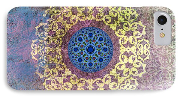 Islamic Motive IPhone Case by Corporate Art Task Force