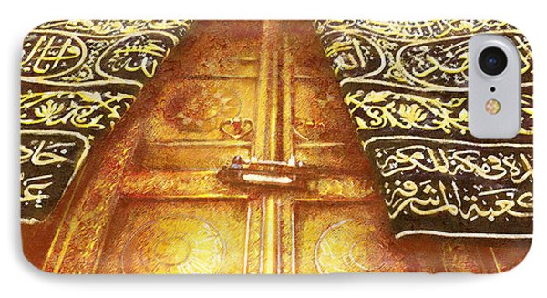 Islamic Painting 008 IPhone 7 Case by Catf