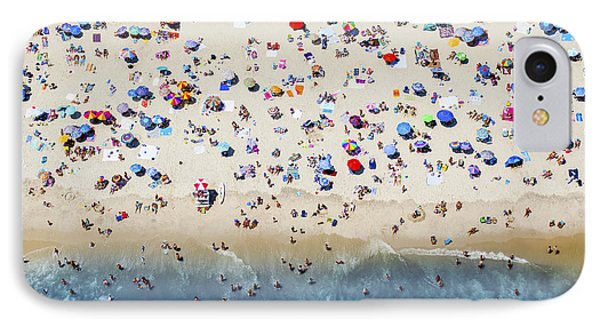 Island Beach State Park IPhone Case by Mike Raabe