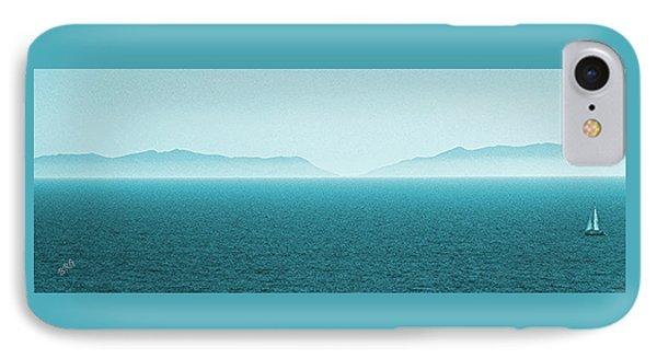 Island Phone Case by Ben and Raisa Gertsberg