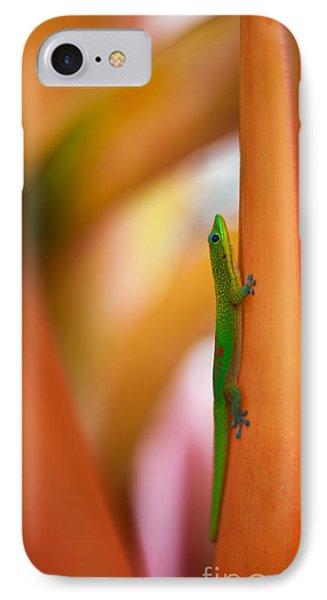 Salamanders iPhone 7 Case - Island Friend by Mike Reid