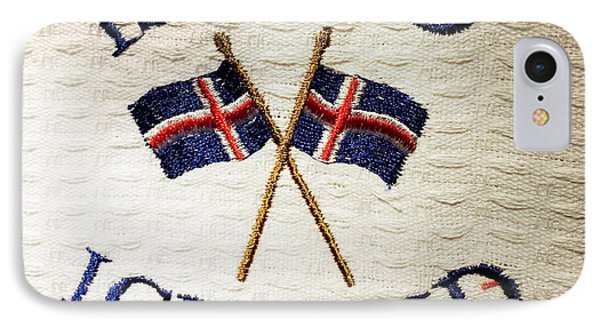 Island Iceland IPhone Case by Matthias Hauser