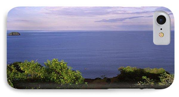 Island In An Ocean, Papagayo Peninsula IPhone Case