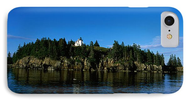 Island In The Sea, Bear Island IPhone Case by Panoramic Images