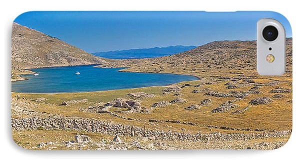 Island Of Krk Yachting Bay IPhone Case