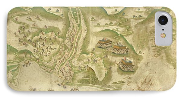 Island Of St Jago IPhone Case by British Library