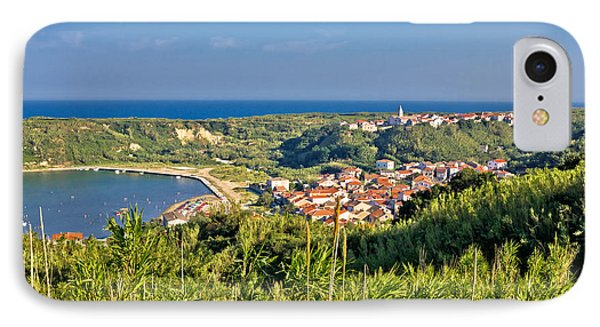 Island Of Susak Village And Nature View IPhone Case