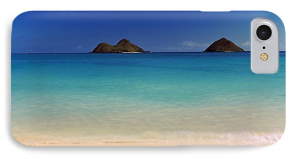 Islands In The Pacific Ocean, Lanikai IPhone Case by Panoramic Images