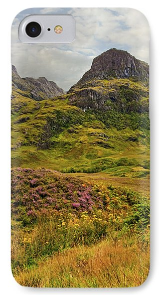 Isle Of Skye Phone Case by Marcia Colelli