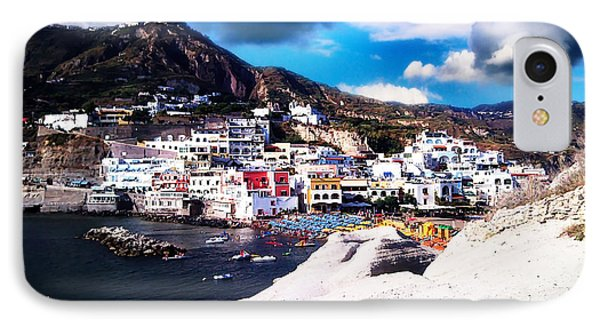 IPhone Case featuring the photograph Isola Di Ischia Sant'angelo - The Island Of Ischia Sant'angelo by Ze  Di