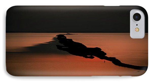Israel Dead Sea 1 IPhone Case