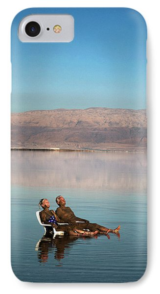 Israel, Dead Sea IPhone Case
