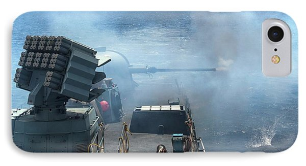 Israeli Navy Missile Boat IPhone Case