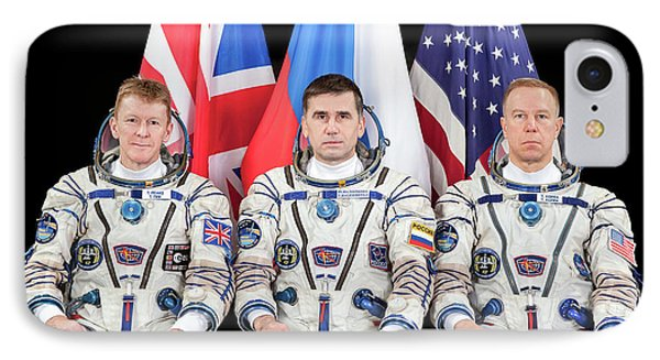 Iss Expedition 46 Crew IPhone 7 Case