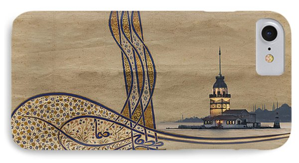 Istanbul Phone Case by Ayhan Altun