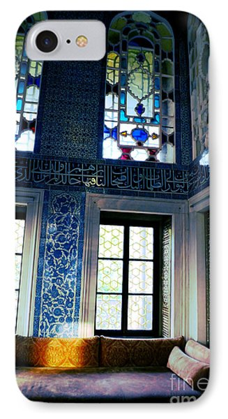 Istanbul - Topkapi Palace IPhone Case by Haleh Mahbod