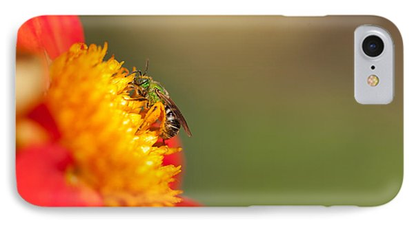 It Is All About The Buzz Phone Case by Beve Brown-Clark Photography