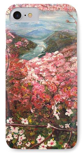 It Is Spring Everyday IPhone Case by Belinda Low
