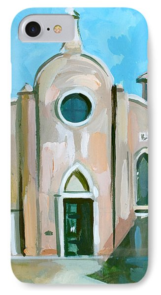 Italian Church IPhone Case