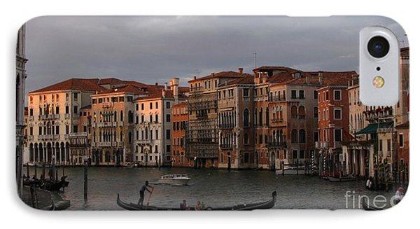 Italian Evening IPhone Case by Jennifer Wheatley Wolf