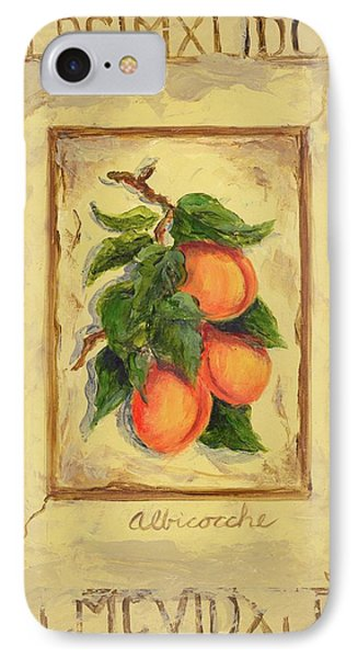 Italian Fruit Apricots Phone Case by Marilyn Dunlap
