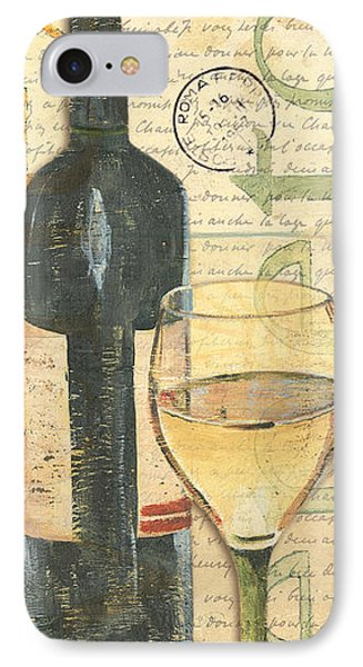 Italian Wine And Grapes 1 IPhone 7 Case