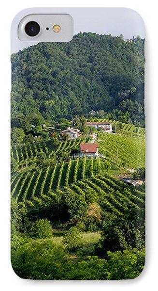 Italian Wine Prosecco IPhone Case