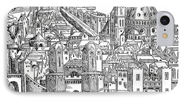 Italy - Padua 1493 Phone Case by Granger