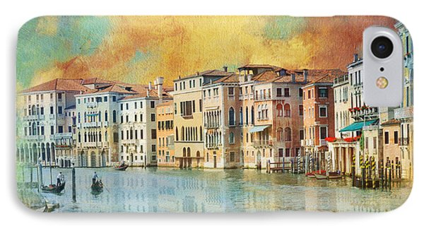 Italy 02 Phone Case by Catf