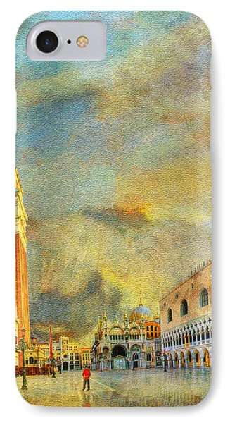 Italy 03 Phone Case by Catf