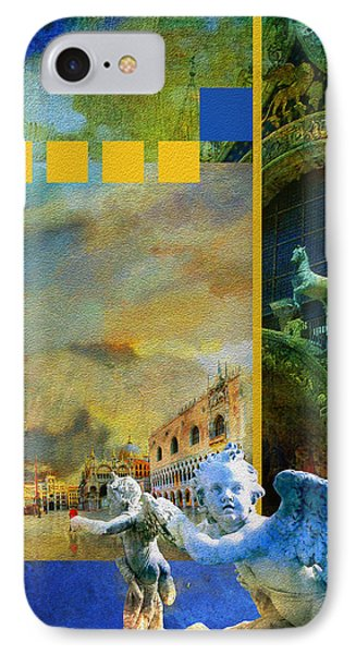 Italy 04 Phone Case by Catf