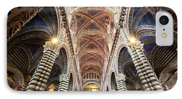 Italy, Sienna Interior Of Sienna IPhone Case