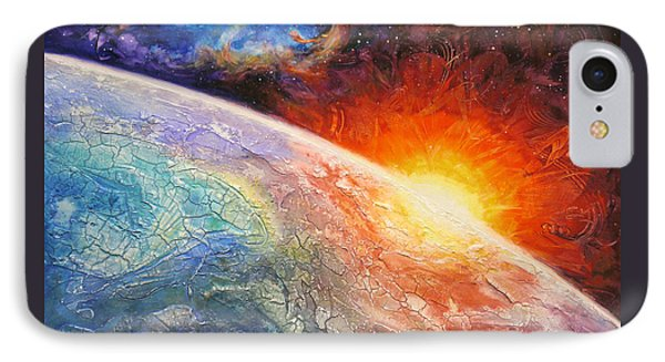It's A New Day IPhone Case by Susan Card